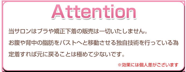 Attention画像